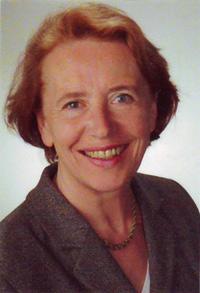 Dr. Ursula Gaigg, Psychotherapeutin und Psychoanalytikerin
